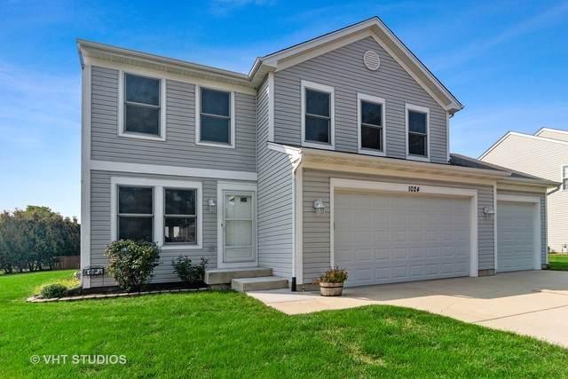 1024 Kendall Street, Elburn, IL 60119 (MLS #10903676) :: John Lyons Real Estate