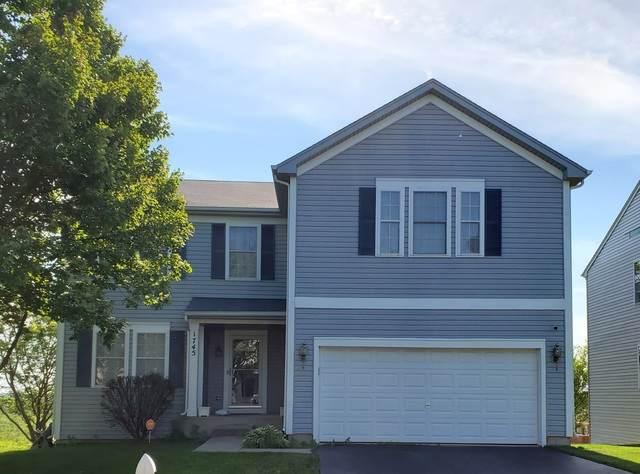 1745 Ivy Lane, Montgomery, IL 60538 (MLS #10903789) :: Helen Oliveri Real Estate