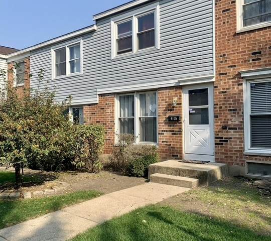 4105 Rowley Court, Streamwood, IL 60107 (MLS #10903822) :: Helen Oliveri Real Estate