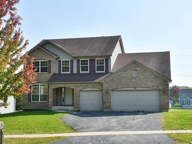 100 Northfield Drive, Minooka, IL 60447 (MLS #10903838) :: Lewke Partners