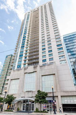 125 S Jefferson Street #2810, Chicago, IL 60661 (MLS #10903875) :: BN Homes Group