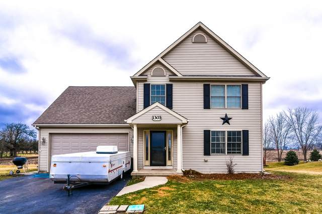 1303 W Northwind Drive, Sandwich, IL 60548 (MLS #10903925) :: John Lyons Real Estate