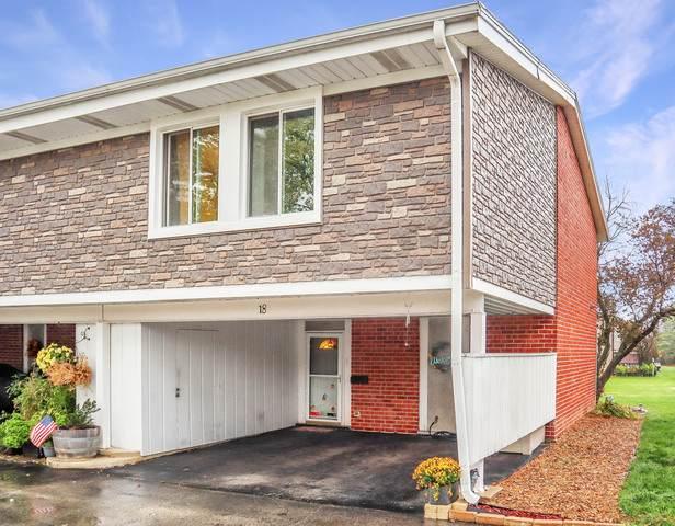 18 Cour Deauville #18, Palos Hills, IL 60465 (MLS #10904161) :: John Lyons Real Estate