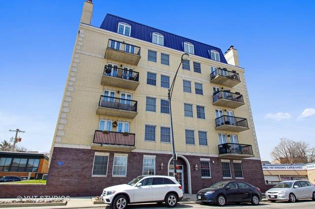 5978 N Lincoln Avenue 5C, Chicago, IL 60659 (MLS #10904241) :: RE/MAX Next