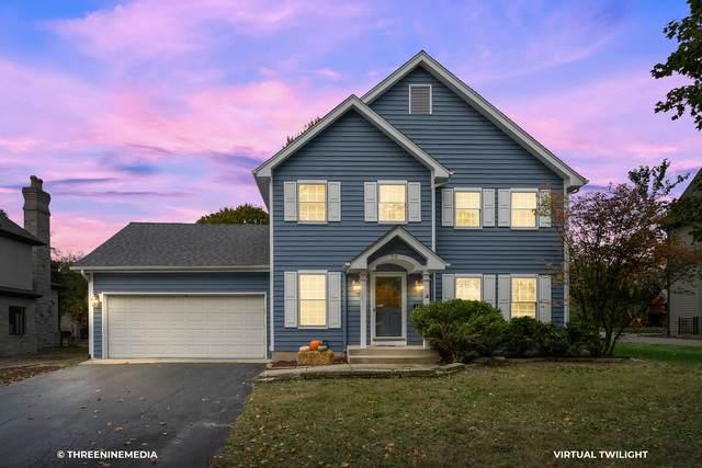 918 S Thurlow Street, Hinsdale, IL 60521 (MLS #10904326) :: Helen Oliveri Real Estate