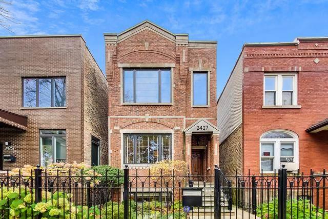 2427 W Huron Street, Chicago, IL 60612 (MLS #10904333) :: Property Consultants Realty