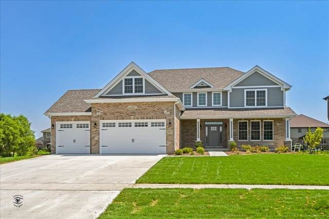 23924 Sunset Lakes Drive, Manhattan, IL 60442 (MLS #10904497) :: Schoon Family Group