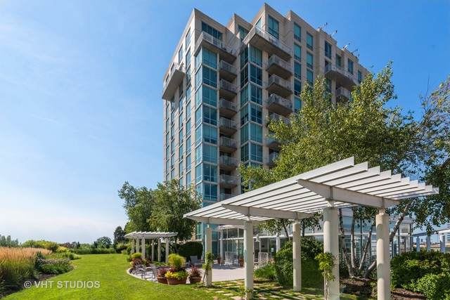 1640 Maple Avenue #704, Evanston, IL 60201 (MLS #10904499) :: Littlefield Group