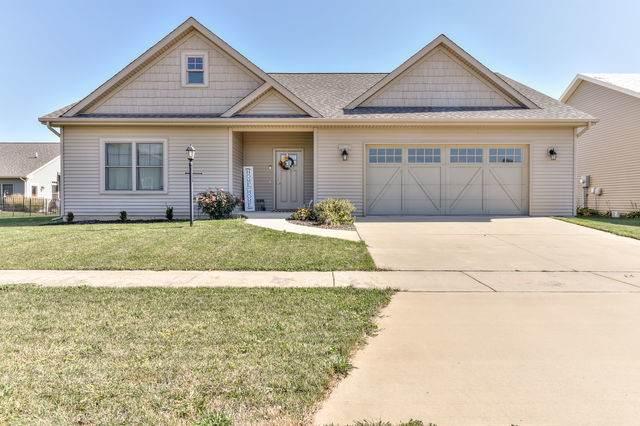 3312 S Myra Ridge Drive, Urbana, IL 61802 (MLS #10904588) :: Angela Walker Homes Real Estate Group