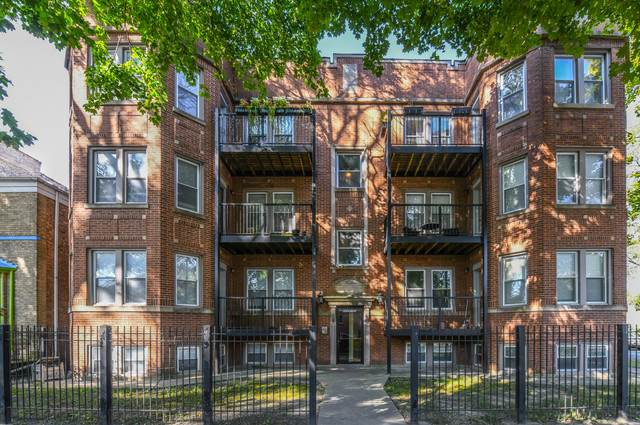 6254 N Richmond Avenue 2S, Chicago, IL 60659 (MLS #10904705) :: RE/MAX Next