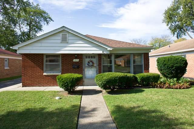 11612 S Meadow Lane Drive, Merrionette Park, IL 60803 (MLS #10904739) :: BN Homes Group