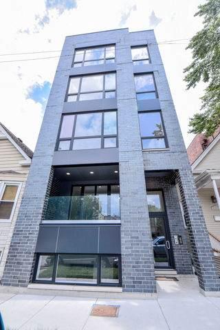 4119 N Western Avenue #1, Chicago, IL 60618 (MLS #10904909) :: Suburban Life Realty