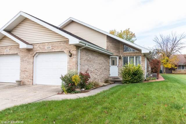 1409 Strawberry Hill Drive, Lockport, IL 60441 (MLS #10905007) :: The Wexler Group at Keller Williams Preferred Realty