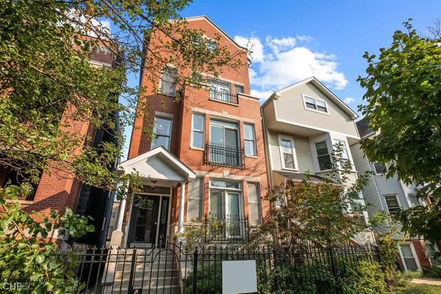 1418 W Henderson Street #2, Chicago, IL 60657 (MLS #10905077) :: Helen Oliveri Real Estate
