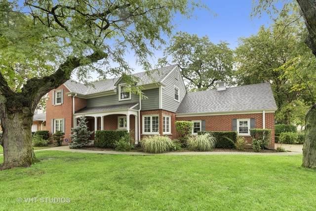 2330 Linden Leaf Drive, Glenview, IL 60025 (MLS #10905093) :: John Lyons Real Estate