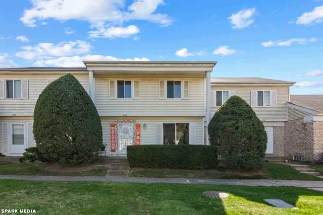 105 Pilgrim Court, Bolingbrook, IL 60440 (MLS #10905293) :: John Lyons Real Estate