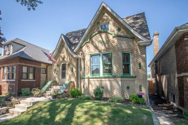 6340 W Hyacinth Street, Chicago, IL 60646 (MLS #10905378) :: Helen Oliveri Real Estate
