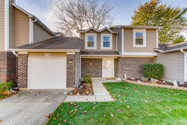 226 Stanyon Lane, Bloomingdale, IL 60108 (MLS #10905382) :: The Spaniak Team