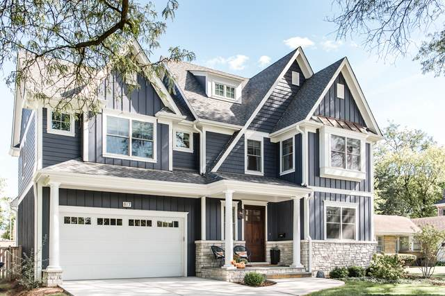817 S Clay Street, Hinsdale, IL 60521 (MLS #10905525) :: Helen Oliveri Real Estate