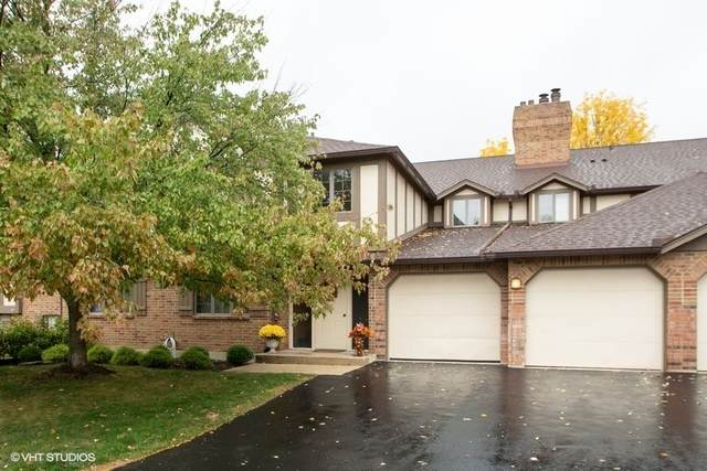 7652 W Golf Drive 2B, Palos Heights, IL 60463 (MLS #10905590) :: The Wexler Group at Keller Williams Preferred Realty