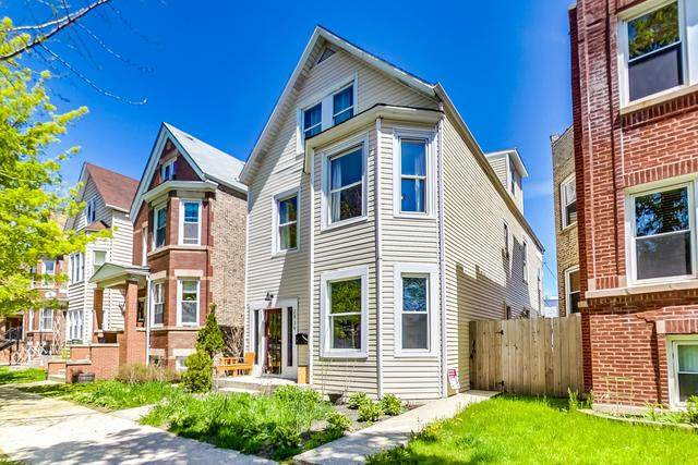 2939 N Springfield Avenue, Chicago, IL 60618 (MLS #10905700) :: Helen Oliveri Real Estate