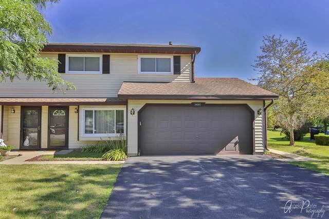 34087 N White Oak Lane #1, Gurnee, IL 60031 (MLS #10905704) :: John Lyons Real Estate