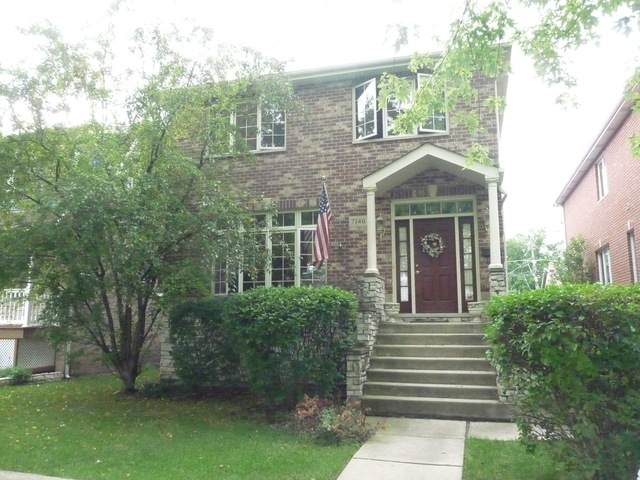7140 N Osceola Avenue, Chicago, IL 60631 (MLS #10905764) :: Lewke Partners