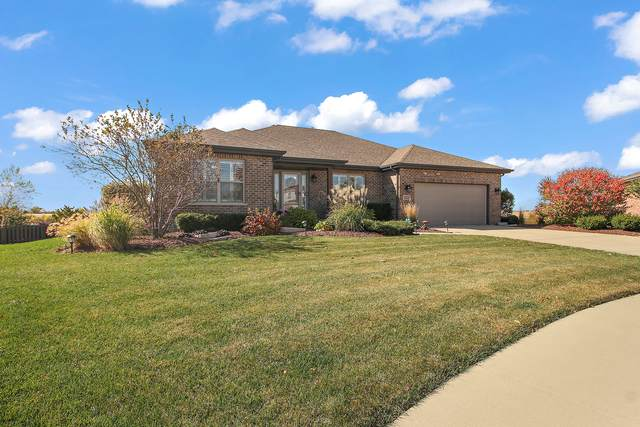 16325 W Shetland Court, Manhattan, IL 60442 (MLS #10905828) :: The Wexler Group at Keller Williams Preferred Realty