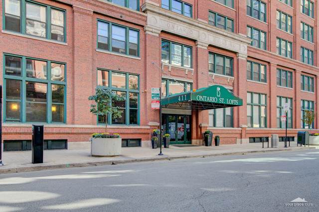 411 W Ontario Street #325, Chicago, IL 60654 (MLS #10905934) :: Littlefield Group