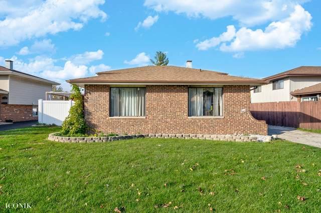 3832 W 121st Place, Alsip, IL 60803 (MLS #10905957) :: Helen Oliveri Real Estate