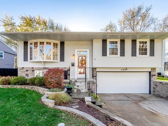 302 Cherrywood Road, Buffalo Grove, IL 60089 (MLS #10905968) :: Lewke Partners