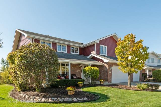 8125 Stonegate Drive, Tinley Park, IL 60487 (MLS #10906041) :: Touchstone Group