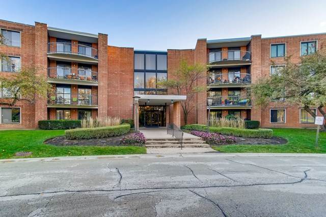 1415 E Central Road 203A, Arlington Heights, IL 60005 (MLS #10906051) :: BN Homes Group
