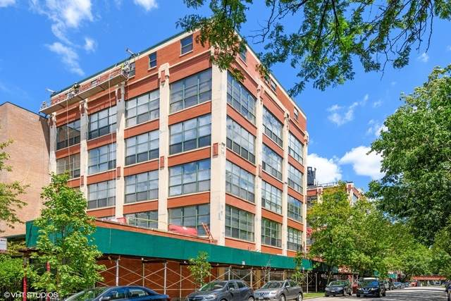 1800 W Roscoe Street #422, Chicago, IL 60657 (MLS #10906054) :: The Wexler Group at Keller Williams Preferred Realty