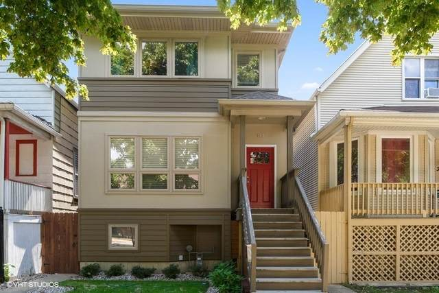 3513 W School Street, Chicago, IL 60618 (MLS #10906120) :: Helen Oliveri Real Estate