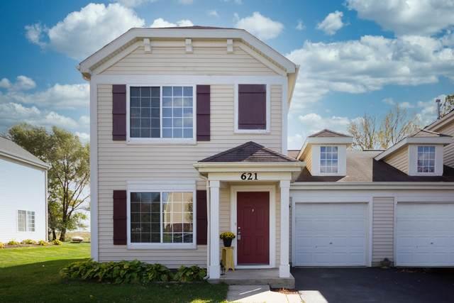 621 Briarcliff Drive, Minooka, IL 60447 (MLS #10906146) :: Littlefield Group