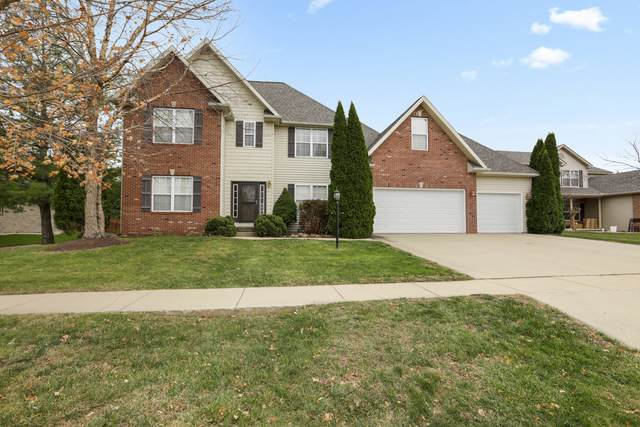 2904 Springhill Lane, Champaign, IL 61822 (MLS #10906161) :: Schoon Family Group