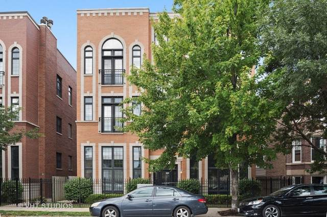 3242 N California Avenue 2N, Chicago, IL 60618 (MLS #10906213) :: Helen Oliveri Real Estate