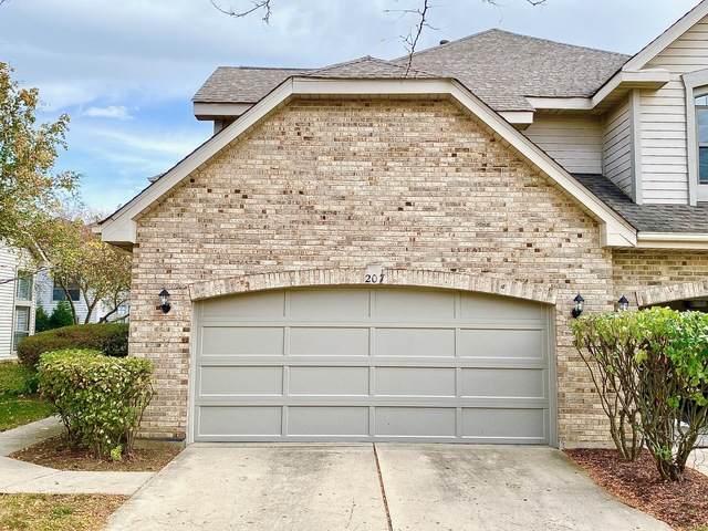 207 Springdale Lane, Bloomingdale, IL 60108 (MLS #10906256) :: John Lyons Real Estate