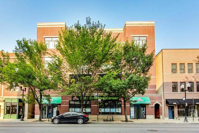 3811 N Lincoln Avenue 2A, Chicago, IL 60613 (MLS #10906414) :: Helen Oliveri Real Estate