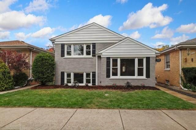 7104 W Berwyn Avenue, Chicago, IL 60656 (MLS #10906461) :: Helen Oliveri Real Estate