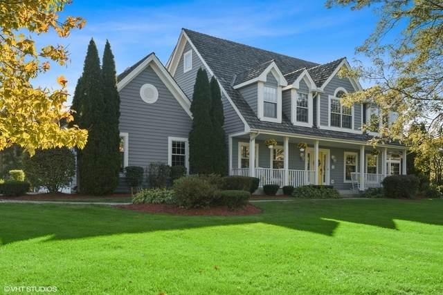 22859 N Ridgewood Lane, Kildeer, IL 60047 (MLS #10906470) :: Helen Oliveri Real Estate