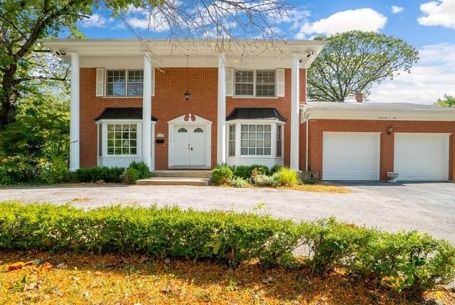 1705 Brookwood Drive, Flossmoor, IL 60422 (MLS #10906501) :: The Wexler Group at Keller Williams Preferred Realty