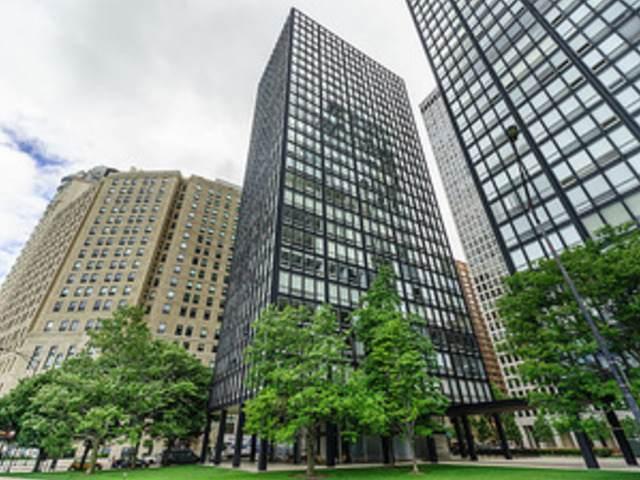 860 N Lake Shore Drive 4M, Chicago, IL 60611 (MLS #10906508) :: BN Homes Group