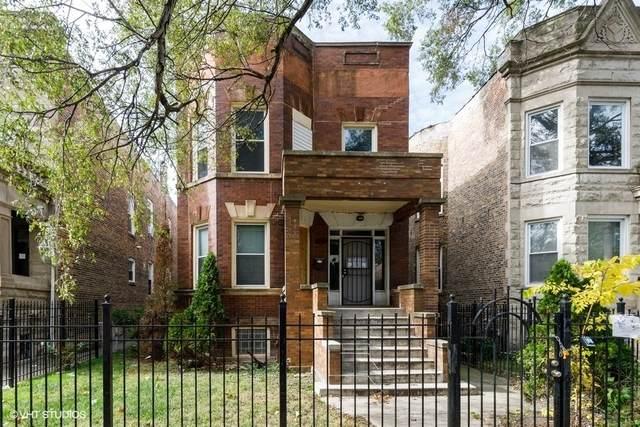 7418 S Harvard Avenue, Chicago, IL 60621 (MLS #10906524) :: Helen Oliveri Real Estate