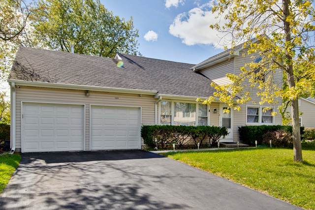 1082 Parker Lane, Buffalo Grove, IL 60089 (MLS #10906549) :: Lewke Partners
