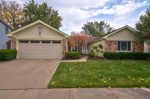 1109 Emerson Place, Vernon Hills, IL 60061 (MLS #10906679) :: BN Homes Group