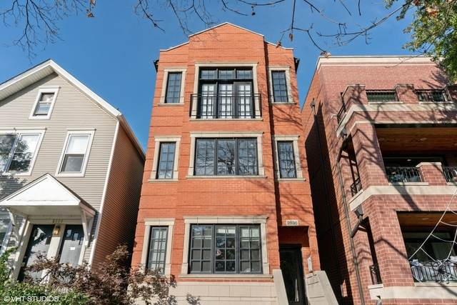 2836 N Racine Avenue #2, Chicago, IL 60657 (MLS #10906701) :: John Lyons Real Estate