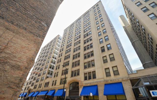 740 S Federal Street #206, Chicago, IL 60605 (MLS #10906716) :: Helen Oliveri Real Estate