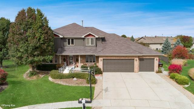 7626 Bayfield Drive, Tinley Park, IL 60487 (MLS #10906722) :: Touchstone Group
